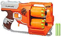 Бластер Нерф Переворот Nerf Zombie Strike FlipFury Blaster