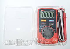 12-12-047. Цифровой мультиметр карманный UNI-T UT-120А
