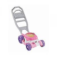 Fisher-Price каталка толкатель газонокосилка с мыльными пузырями розовая Bubble Mower Pink