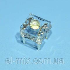 Светодиод SUPER FLUX 7,6*7,6мм белый холодный 1,12-2,18cd OSPW7161D-L  OptoSupply