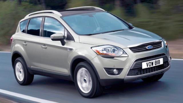 Ford Kuga 2008-2013