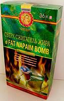 Бомба Зелёная 6 капсул таблетки, капсулы для похудения, до 11 кг/мес.