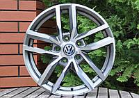 Литые диски R16 5x112 на Audi A4 A6 VW Golf GTI Caddy Passat T4 Jetta, Skoda Octavia A5 A7 SuperB New Yeti