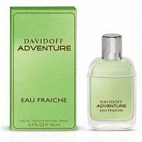 Davidoff Adventure Eau Fraiche туалетная вода 100 ml. (Давидофф Адвентуре Еау Фреш)