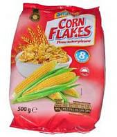 Кукурузные хлопья Classic Corn Flakes 500g (Польша)