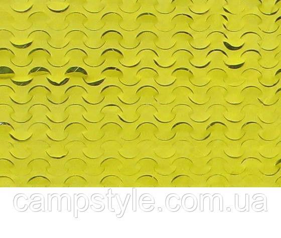 Сеть маскировочная Shelter Deco желтая 3Х6