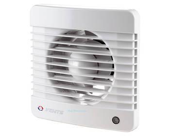 Вентилятор бесшумный вытяжной ВЕНТС 100 М , 12 V