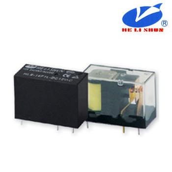 HLS-14F1 РЕЛЕ (12VDC) ток-10A / контакты-1С