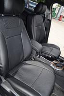 Авточехлы из Экокожи сеат ибица Seat IBIZA IV 2013-