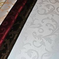 Teflon Лоза-150 рис.7 Белая Скатертная ткань с пропиткой МВО, фото 1