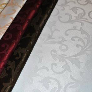 Teflon Лоза-150 (Рис.7) Біла Скатертная тканина з Тефлоновим просоченням, фото 2