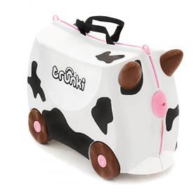 Детский чемоданчик на колесах Trunki Frieda Cow TRU-C047