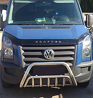 Кенгурятник на Volkswagen Crafter (c 2006--) PRS