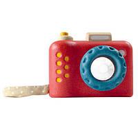 """Деревянная игрушка """"Моя первая фотокамера"""", Plan Toys, фото 1"""