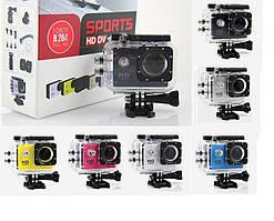 Спортивная камера Go-Pro WODOOD. FULL HD 12Mpx AKCES