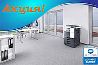 Акционный комплект Konica Minolta bizhub C227 + тонеры + SmartScanLight ключ +автоподатчик + клавиатура