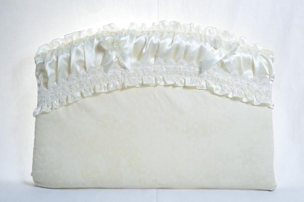 Детский постельный комплект «Карамель» (Бежевый, 6 элементов), EkoBaby