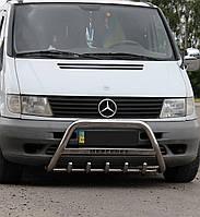 Кенгурятник WT на Mercedes Vito 638 (1996-2003) Марседес Вито PRS