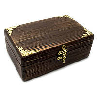 Шкатулка деревянная Антик