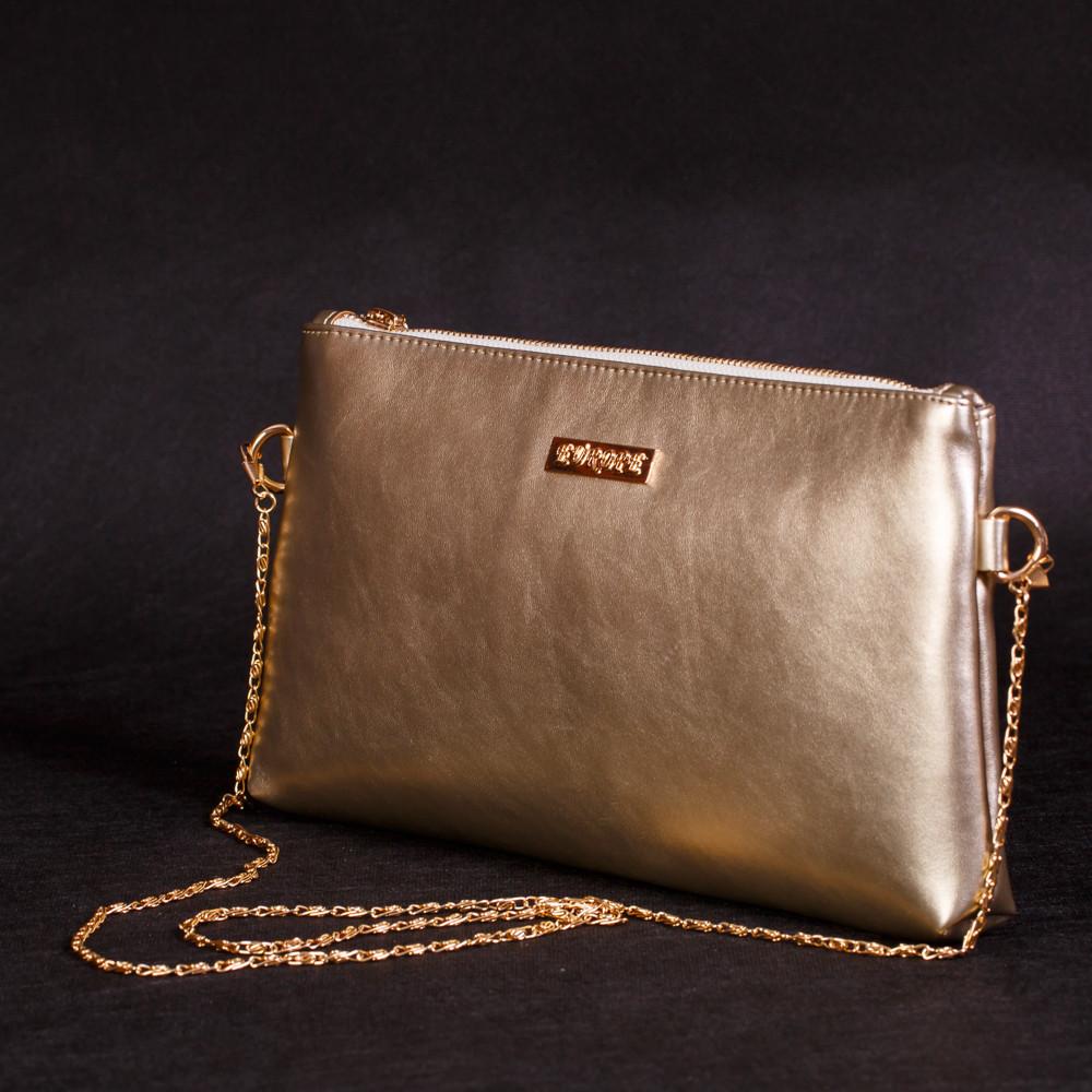 b3c5c9f7830f Клатч классический вечерний женский бронза: продажа, цена в Днепре. женские  сумочки и клатчи от