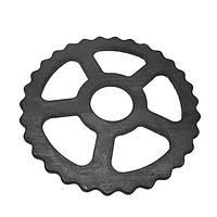 КЗК-6.02.013л Кольцо зубчатое (узкое) КЗК-6-01 (D=470 мм)