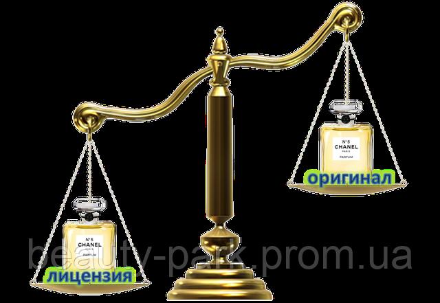 Парфюмерия: оригинал и лицензия. Или зачем платить больше?