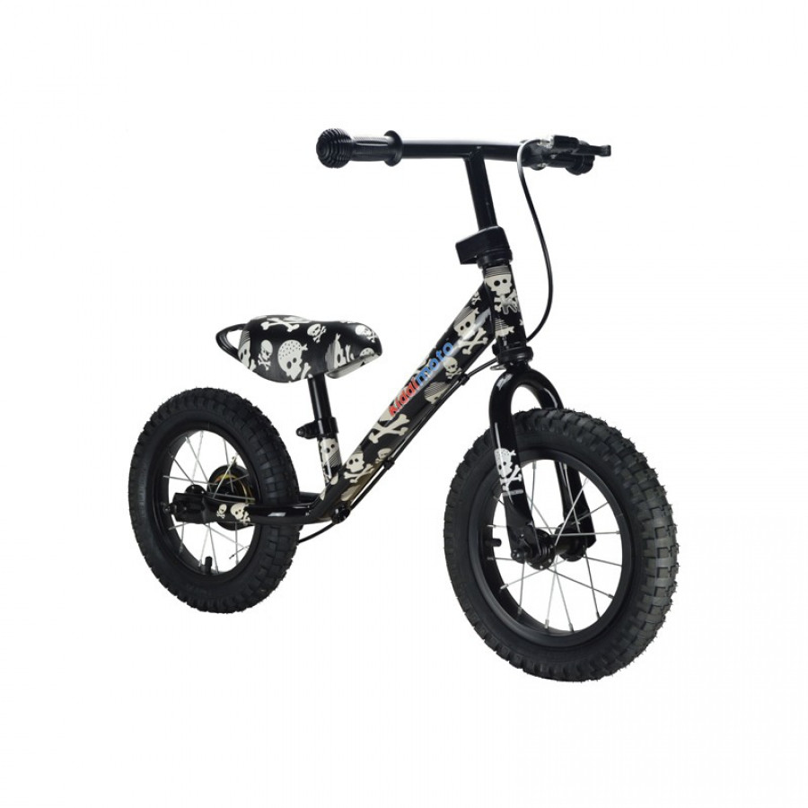 Беговел Kiddimoto Super Junior MAX SUPER SKULLZ (BB)