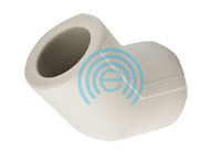 Колено 25х45 (200/20) - Evci Plastik