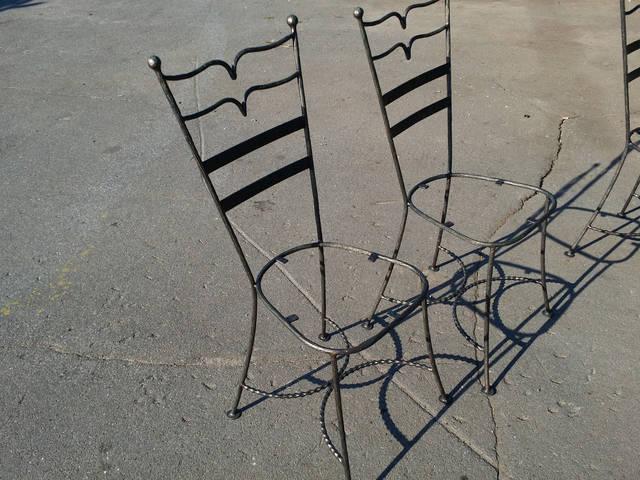 Кованая мебель в Киеве 7