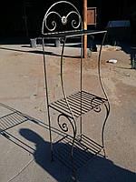 Этажерка кованая арт мк 25, фото 1