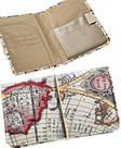 """Портмоне для документів """"Бон вояж"""", Ейвон Карта Світу, Avon Bon voyage, 48451, фото 2"""