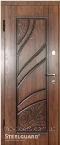 Дверь входная Spring Steelguard