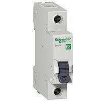 Автоматический выключатель Schneider Electric Easy9 С, 20A, 1P
