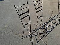 Стул кованый арт км 27