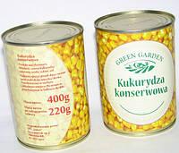 Кукуруза Польша 400/220грамм