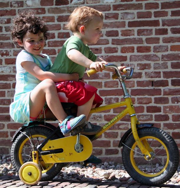 Детски велосипеды 14 дюймов (от 3-х до 6-ти лет)