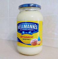 Майонез Hellmans 650 грам