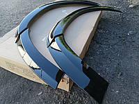 Расширители арок для  Mercedes GL 164
