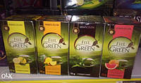 Чай зелений фруктовий FeeL Green 40 п. в асортименті