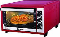Электрическая духовка SATURN ST - EC - 10709 объёмом 52 литров Турция