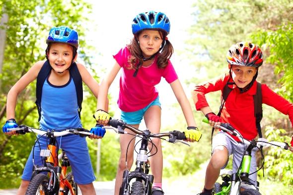 Велосипеды детские и подростковые