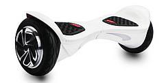 Гироборд GTF United Edition 8 White Gloss Bluetooth (Оригинал )