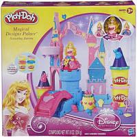 """Play Doh Игровой набор Плей До """"Замок Принцессы Авроры""""  Оригинал из США"""