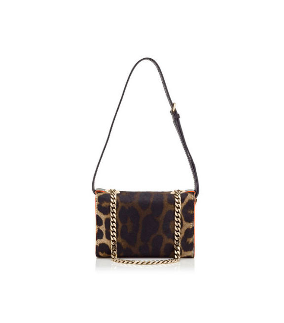 Мини-сумочка через плечо Jimmy Choo Rebel Soft Mini