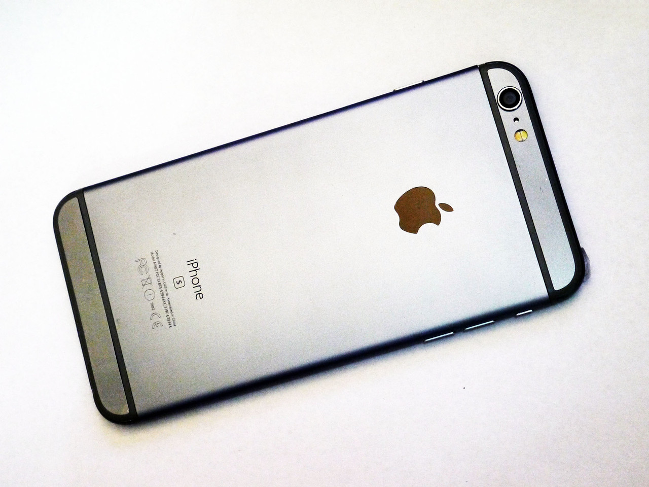 iPhone 6S Plus Special Grey -1Sim+2Ядра+8МП+Android, фото 1