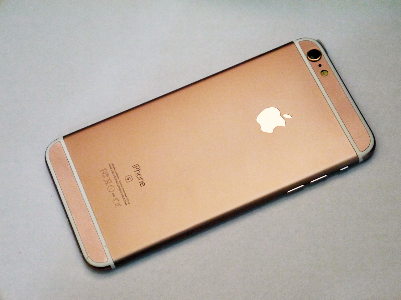 iPhone 6S Plus Special Rose -1Sim+2Ядра+8МП+Android, фото 1
