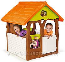 """Игровой домик Smoby 810600 """"Маша и Медведь"""""""