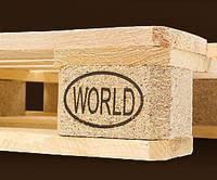 Маркировка деревянной тары