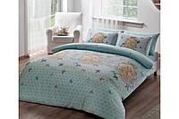 Комплект постельного белья ТАС Loire ранфорс 220-200