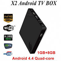 Android TV медиаплеер Beelink X2 Allwinner H3